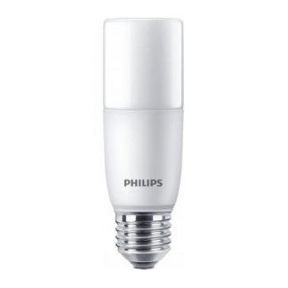 9. Bombillas LED Tubulares