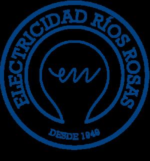 Logotipo de Electricidad Ríos Rosas