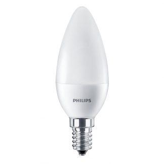 3. Bombillas LED Velas